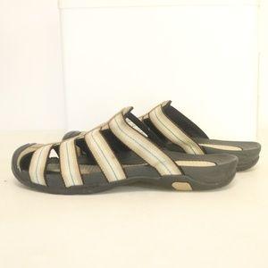 Lands' End Men's 11D Sport Sandals Slides Mules